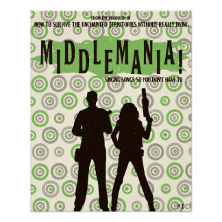 Middlemania! Poster