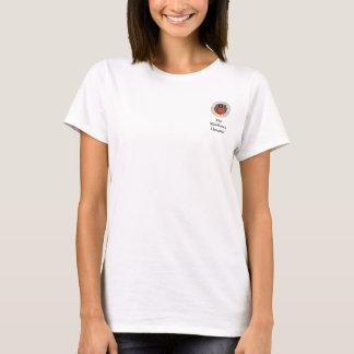 Middlesex Hospital Women's t-shirt (badge & title)