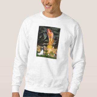 MidEve - Papillon 1 Sweatshirt