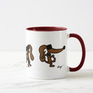 Midge Dancing Mug