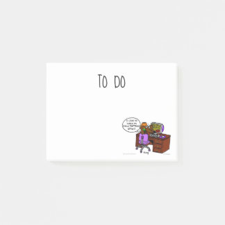 "Midge ""TO DO"" List Post-It Notes"