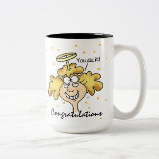 Midge's Congratulations Mug