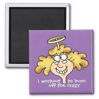 Midge's Crazy Fun Magnet