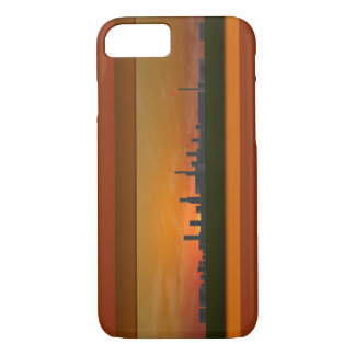 Midkiff Plant Sunrise iPhone 7 Case