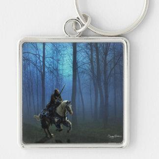 'MidKnight Ride' Keychain