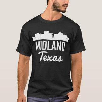 Midland Texas Skyline T-Shirt