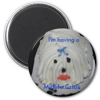 Midlife Crisis Magnet