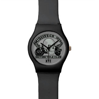 Midlife Cruisers MC custom watches