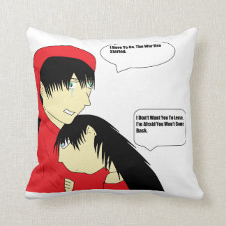Midni And Mason Pillow