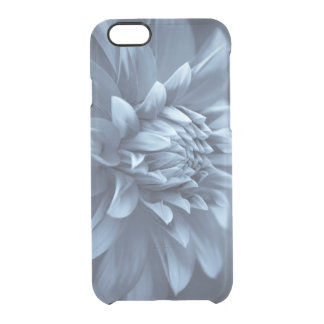 Midnight Bloom Clear iPhone 6/6S Case