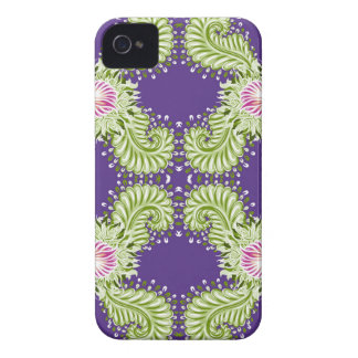Midnight bloom iPhone 4 covers
