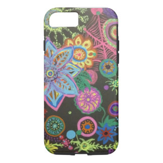 Midnight Blooms iPhone 7 case