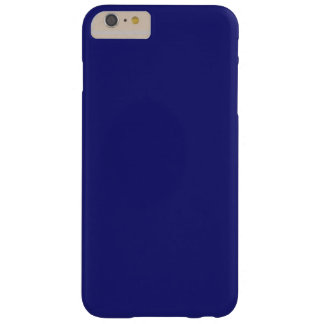 Midnight Blue Barely There iPhone 6 Plus Case