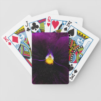 Midnight Blue Poker Deck