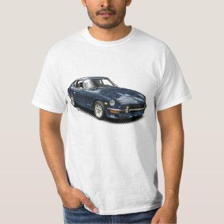 Midnight Blue Vintage Classic Z-Car T-Shirt. T-Shirt