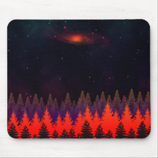 Midnight Blues Mouse Pad