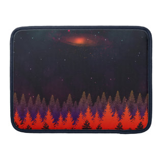 Midnight Blues Sleeve For MacBook Pro