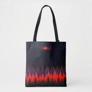 Midnight Blues Tote Bag