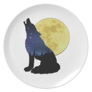 Midnight Calling Plate