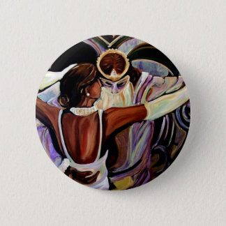 Midnight Carnival 2 Inch Round Button