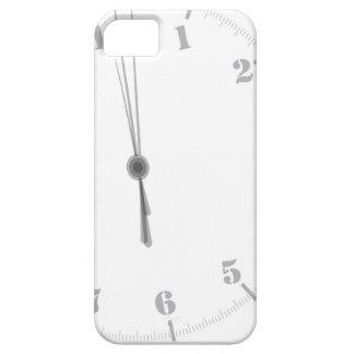 Midnight Clockface iPhone 5 Case