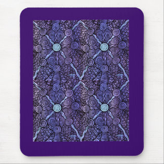 Midnight Corroboree Mouse Mat