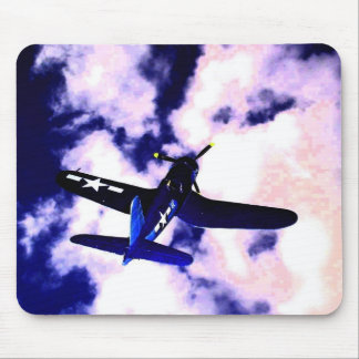 Midnight Corsair Dig Art Mouse Pad