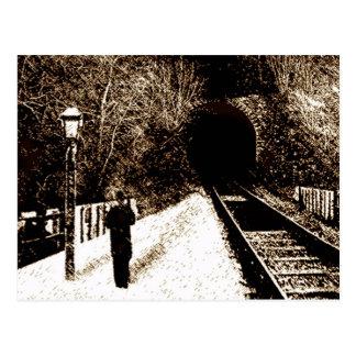 Midnight Express postcard