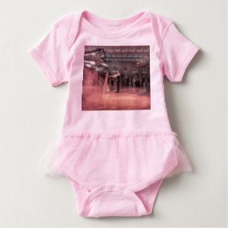 midnight fairy tale Baby Tutu Bodysuit