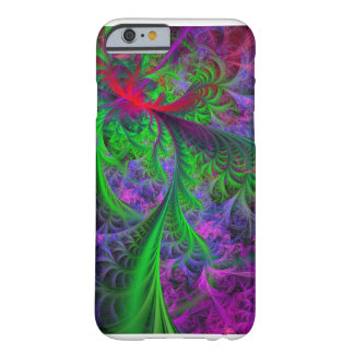 Midnight Fantasy Original Fractal Artwork Barely There iPhone 6 Case