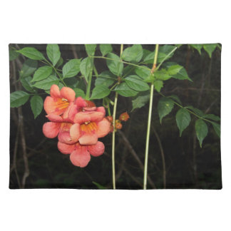 Midnight Flowers Placemat