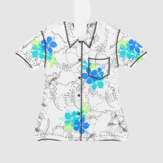 Midnight Garden Hawaiian Hibiscus Aloha Shirt
