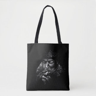 Midnight in Russia Tote Bag