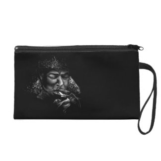 Midnight in Russia Wristlet