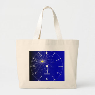 Midnight Large Tote Bag