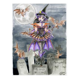 'Midnight Magic' Postcard