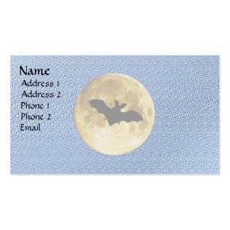 Midnight Moon Business Card