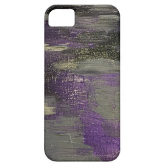 Midnight on Canvas iPhone 5 Cover