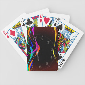 Midnight Party Bicycle Playing Cards