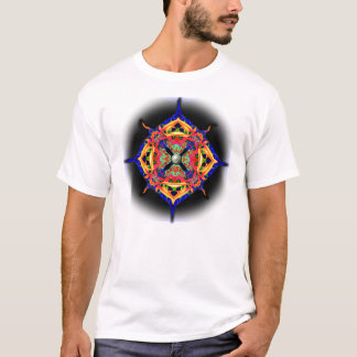 Midnight Pearl Orchids T-Shirt
