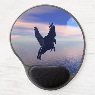 Midnight Pegasus Gel Mouse Pad