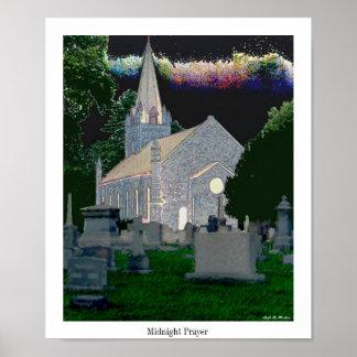 Midnight Prayer Poster