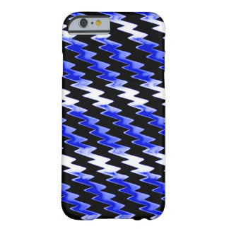 Midnight Psychedelic Lightning Pattern Barely There iPhone 6 Case