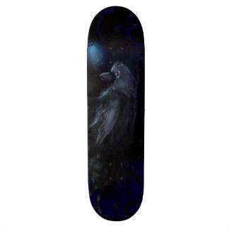 Midnight Raven Customized Skateboarding Deck Skateboards