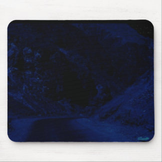 Midnight Ride Mouse Pad
