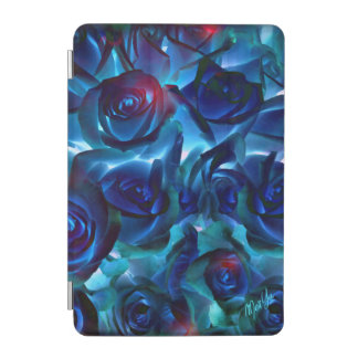 Midnight Roses Floral iPad Mini Smart Cover iPad Mini Cover