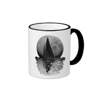 Midnight Sailing Mug