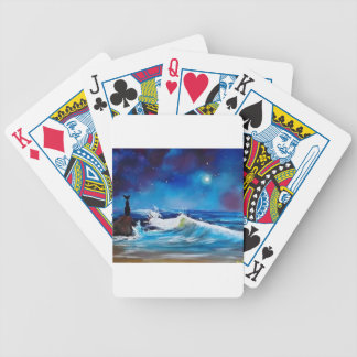 Midnight Sea Poker Deck