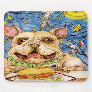 Midnight Snack-Mousepad Mouse Pad