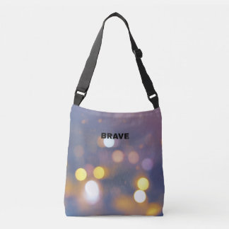 Midnight Sparkle Cross Body Bag